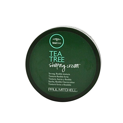 Paul Mitchell Tea Tree Shaping Cream, 3 Ounce