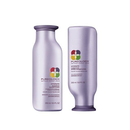 Pureology Hydrate Shampoo and Condition Set, 8.5 oz. Each