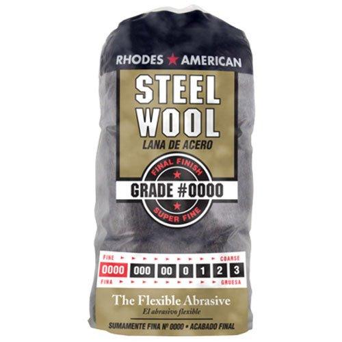 HOMAX PRODUCTS TV713206 #0000 Steel Wool Pad 12 Pack