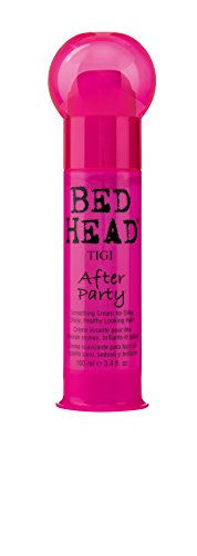 TIGI Bed Head After the Party Smoothing Cream, 3.4 Ounce