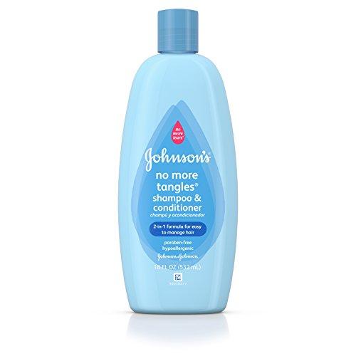 Johnson's Baby Tear Free Shampoo, 20 Fl. Oz. – Personal ...