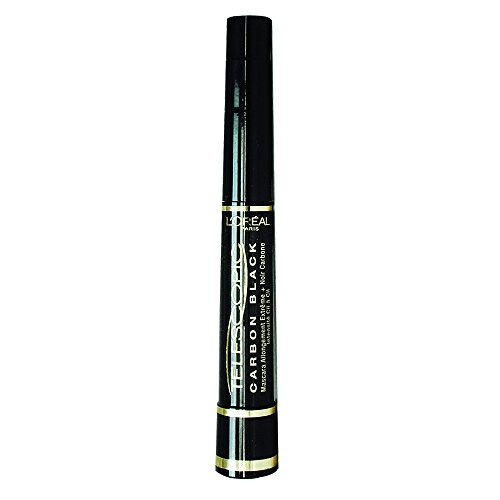 L'Oreal Paris Telescopic Mascara, Carbon Black, 0.27 Ounces