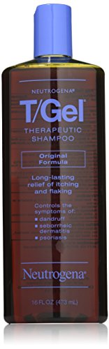 Neutrogena T/Gel Therapeutic Shampoo Original Formula, Dandruff Treatment, 16 Fl. Oz.
