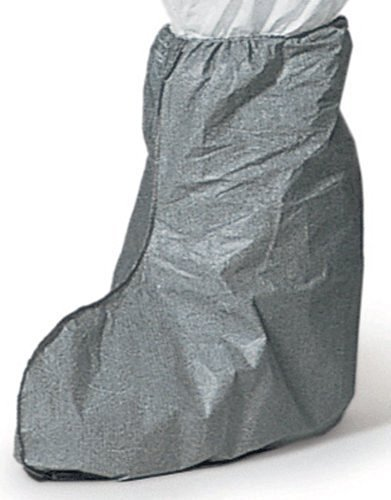 DuPont TY122S-XL-EACH Disposable Elastic Wrist, Bootie and Hood Tyvek Coverall Suit 1414, X ...