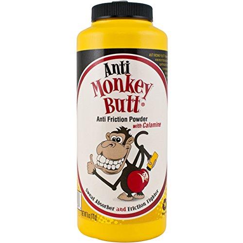 Anti-Monkey Butt Powder, 6 Ounce
