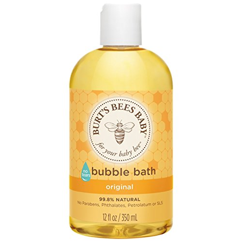 Burt's Bees Baby Bubble Bath, 12 Ounces Pack of 3 Packaging May Vary
