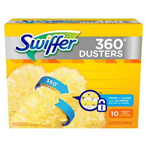 Swiffer 360 Dusters Refills, 10 Count Duster Refill