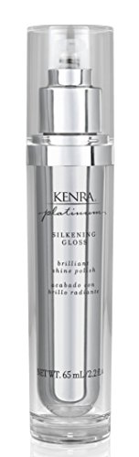 Kenra Platinum Silkening Gloss, 2.26-Ounce
