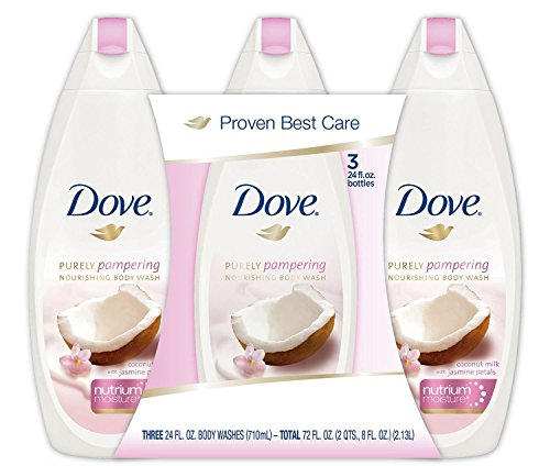 Dove Purely Pampering Body Wash, Shea Butter With Warm