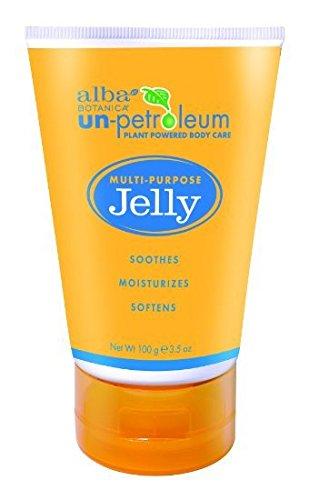 Alba Botanica Un-Petroleum, Multi-Purpose Jelly, 3.5 Ounce