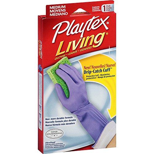Playtex Gloves Playtex Living Medium 3-Pairs