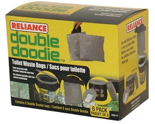 how to use reliance hassock portable toilet