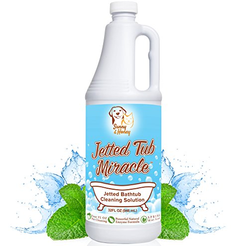 Oh Yuk Jetted Tub System Cleaner 16 Ounces Personal Care