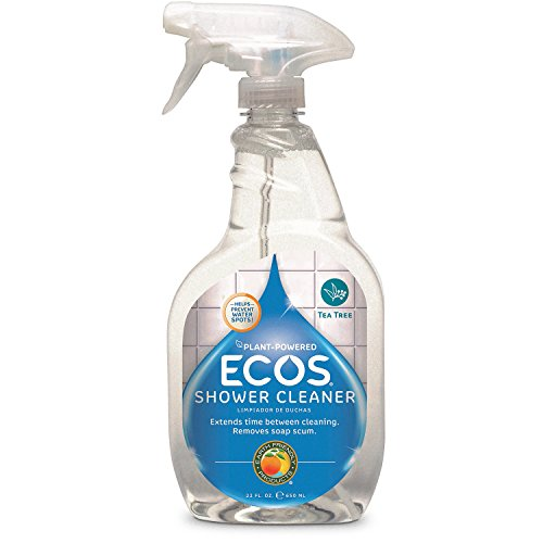 Earth Friendly Products Shower Cleaner With Tea Tree Oil