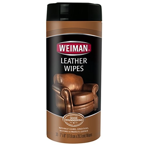 Weiman Leather Cleaner Amp Conditioner Gentle Formula