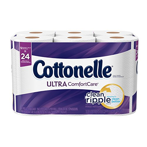 Buy Cottonelle Ultra ComfortCare Toilet Paper, Bath Tissue, 12 Double Toilet Paper Rolls on marloslash.ml FREE SHIPPING on qualified ordersReviews: