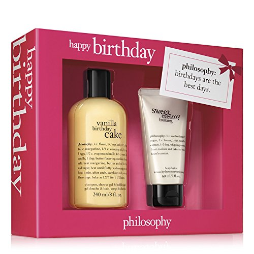 Philosophy Vanilla Birthday Cake Lip Gloss