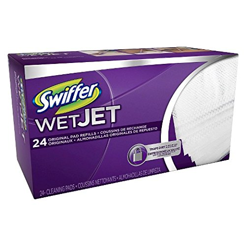 Swiffer Wetjet Multi Purpose Floor And Hardwood Cleaner