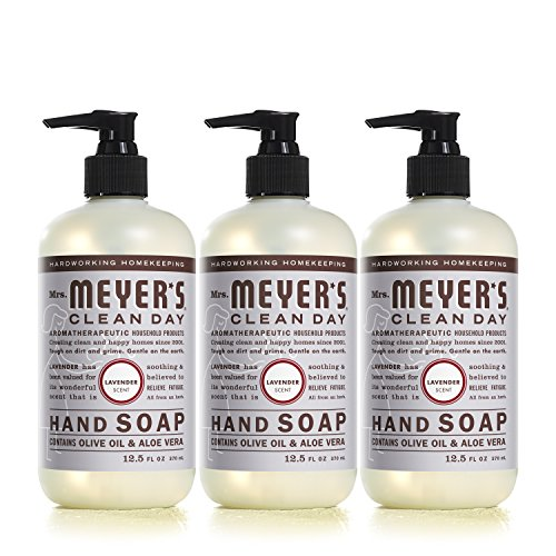 Mrs Meyer S Multi Surface Everyday Cleaner Lavender 16