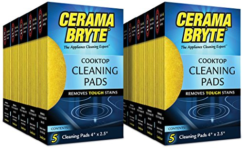 Cerama Bryte Best Value Kit Ceramic Cooktop Cleaner 28oz
