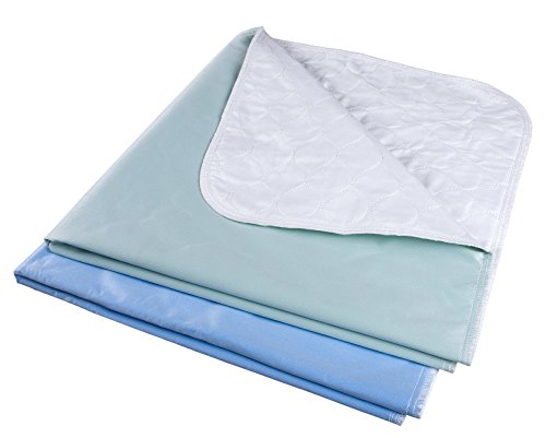 Waterproof Reusable Incontinence Bed Pads Washable