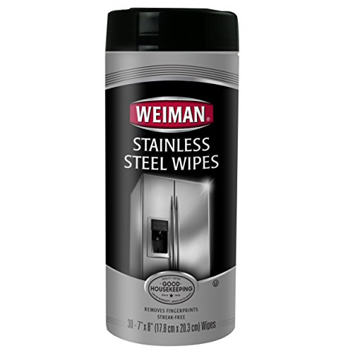 weiman leather wipes cleaner conditioner 30 count personal care need. Black Bedroom Furniture Sets. Home Design Ideas