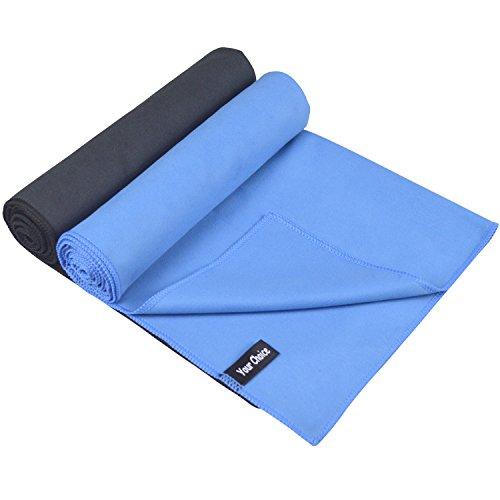 16 X 11 Sweat Towel: Microfiber Workout Towel Super