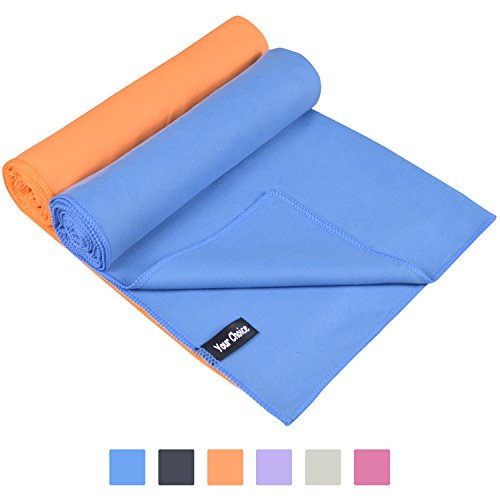 Your Choice Microfiber Towel, Travel Sports Camping Hiking ...
