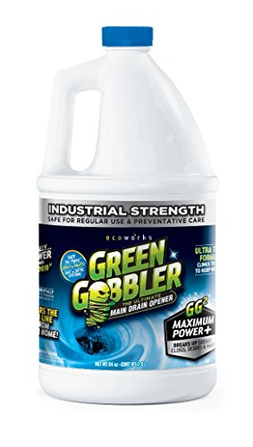 Green Gobbler Dissolve Liquid Hair Amp Grease Clog Remover