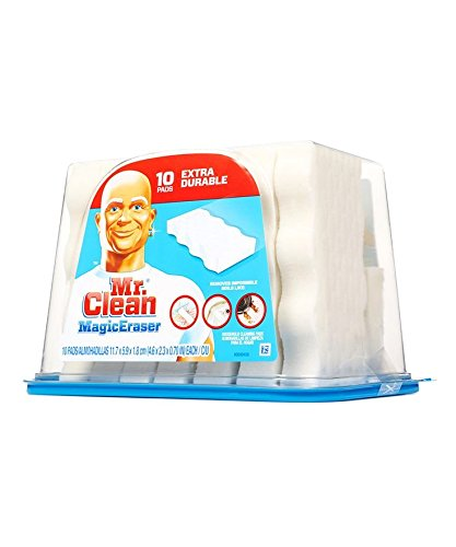 Mr Clean Magic Eraser Variety Pack Cleaning Pads With