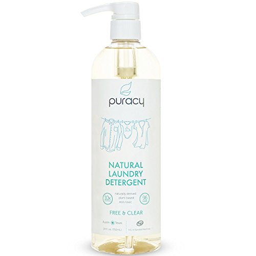 Puracy Natural Body Wash Refill Sulfate Free Shower Gel