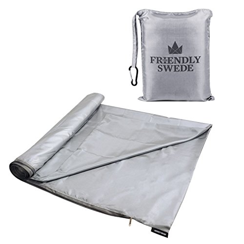 Youphoria Outdoors Quick Dry Travel Towel With Carry Bag