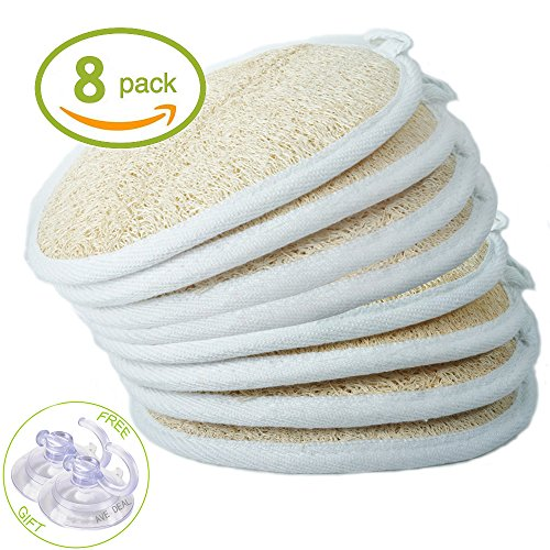 Evriholder Soft Weave Home Spa Exfoliating Face And Body