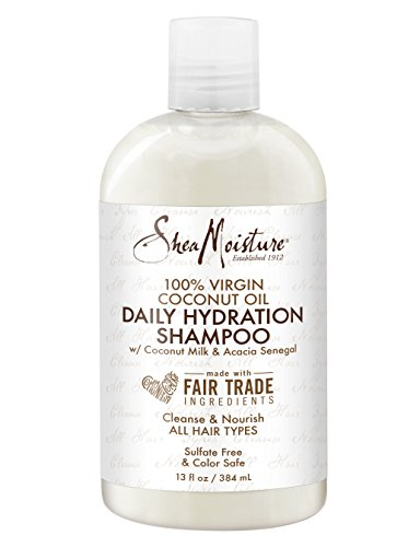 Natural Lightweight Moisturizing Conditioner For Curly Hair