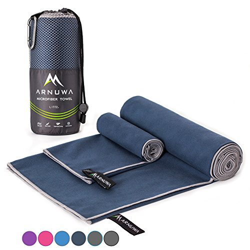 Northbound Train Fast Drying Microfiber Towel Set For Gym