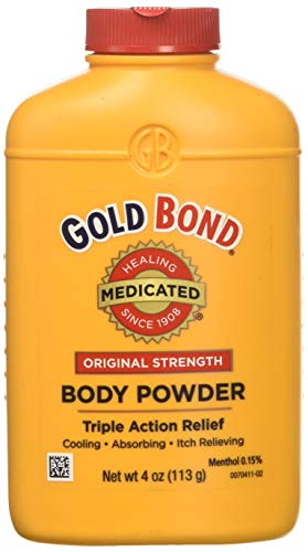 Gold Bond Ultimate Comfort Body Powder Aloe And Chamomile