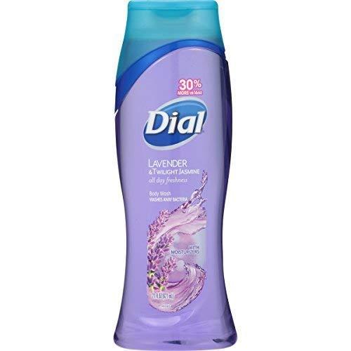 Dial Body Wash, Lavender & Twilight Jasmine, 21 Fluid Ounces