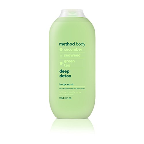 Method Body Wash, Deep Detox, 18oz