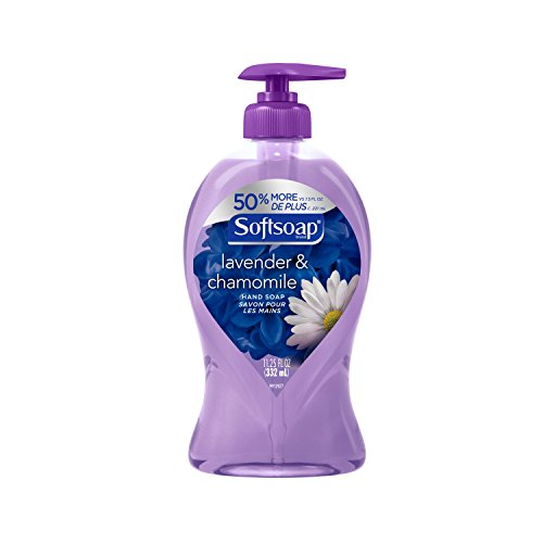 Softsoap Liquid Hand Soap, Lavender and Chamomile – 11.25 fluid ounce