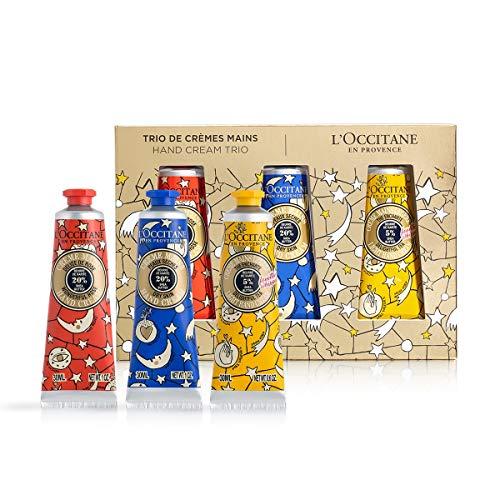 L'Occitane Holiday Hand Cream Trio, Various Scents