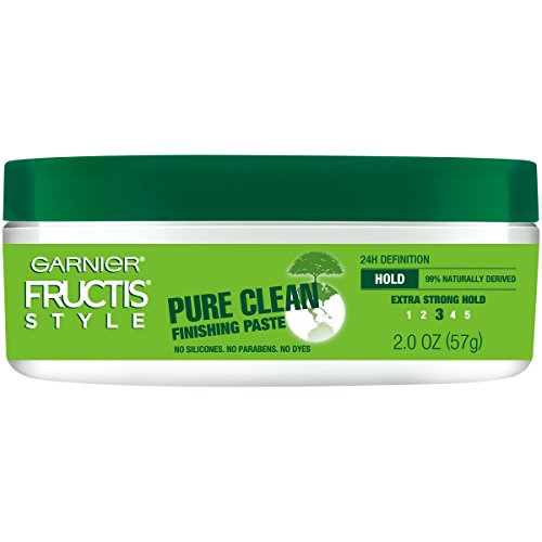 Garnier Fructis Style Pure Clean Finishing Paste, All Hair Types, 2 oz. Packaging May Vary