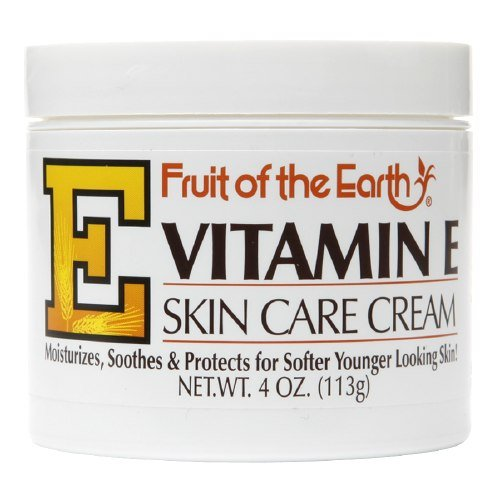 Fruit Of The Earth Fruit Of The Earth Vitamin E Skin Care Cream, 4 oz Pack of 2