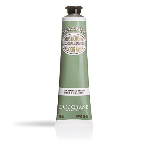 L'Occitane Almond Delicious Hands, 2.6 Oz