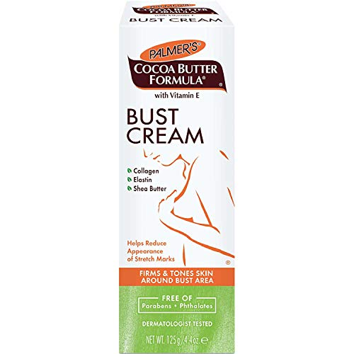 Palmer's Cocoa Butter Formula Bust Cream 4.40 oz Pack of 2