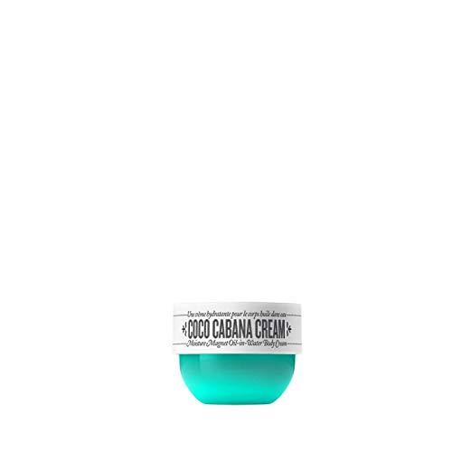 Sol de Janeiro Coco Cabana Cream Moisture Magnet Oil-in-Water Body Cream TRAVEL SIZE 2.5oz / 75mL