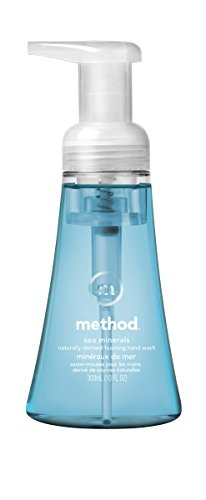 Method Naturally Derived Foaming Hand Wash, Sea Minerals, 10 Ounce