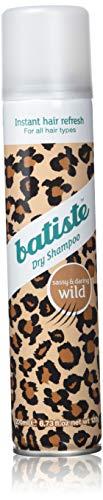 Batiste Dry Shampoo, Wild Fragrance, 6.73 Ounce
