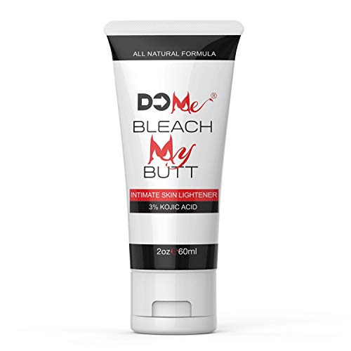 All Natural Formula to Pink Your Wink 2oz – Bleach My Butt – Premium Intimate Whitening Cream