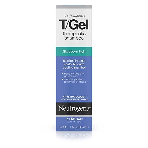 Neutrogena T/Gel Therapeutic Shampoo Stubborn Itch, 4.4 Fl. Oz.