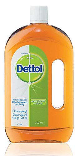 750ml England – Dettol Liquid – Packaging may vary
